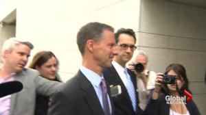 Nigel Wright grilled during for second day in Mike Duffy Trial
