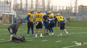 Voice of the Bombers recaps day one of rookie came