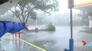 Hurricane Irma: Only highway out of Florida Keys 'impassable'