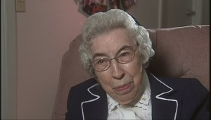 Archive Video: Sister Annata Brockman, Woman of Vision