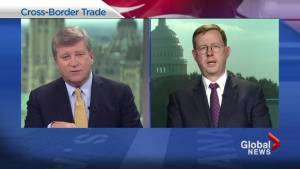 Trump's pick for commerce secretary could be a rough ride for Canada: analyst (06:08)