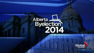2014 Alberta Byelection winners and losers
