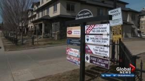 Edmonton real estate market flattens out