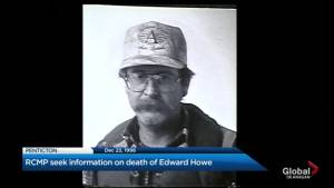 RCMP seek information on 23-year-old cold case (02:08)