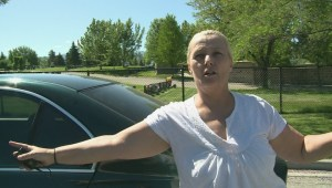 Kelowna woman claims car hit by human waste from plane