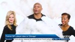 Former NFL player, Eddie George dishes on his starring role in 'Chicago'