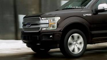 Ford Recalls 340K Trucks In Canada Over Seat Belts That Can Cause Fires