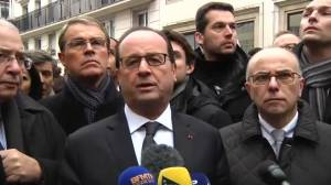 France's security alert at the highest possible level following Paris shooting
