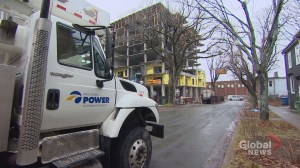 Storm knocks out power for thousands in Nova Scotia