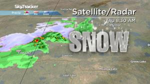 Saskatoon weather outlook: frost and snow end summer in Saskatchewan