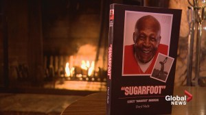 New book details the extraordinary life of Sugarfoot Anderson