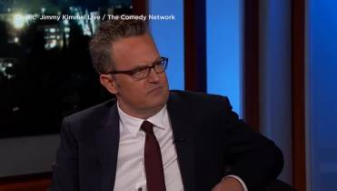 Matthew Perry reveals he once beat up Justin Trudeau out of