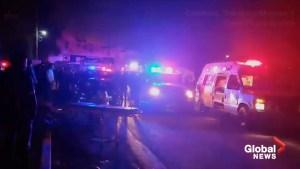 Multiple people killed in Mexico fuel pipeline blast