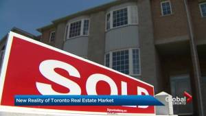 GTA real estate market cools down after sizzling first quarter of 2017