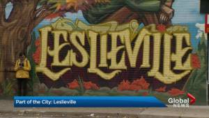 Part of the City: Leslieville (01:51)