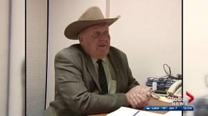 Former Alberta MP Myron Thompson passes away