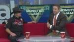 Meet Monster Jam truck driver Cam McQueen