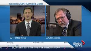 Winnipeg Votes: Mayoral race is a dead heat