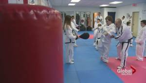 Taekwondo club launches class for people with special needs