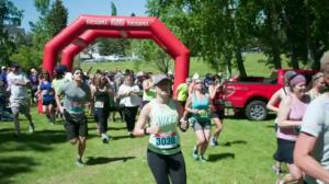 Canadian Transplant Association brings back the Transplant Trot event