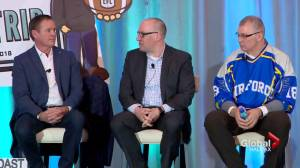 Bidders taking slow and steady approach for CFL team on East Coast (02:04)