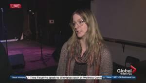 Slam Poetry in Winnipeg: Lindsey Olver