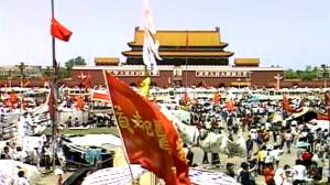 Ahead of Tiananmen anniversary, China has censored massacre to the point youth don't know about it