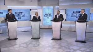 Federal Election 2015: Extended highlights from first federal leaders debate