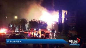 Cigarettes in planters causing too many Edmonton fires