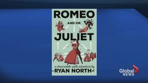 Ryan North debuts choose-your-own-adventure version of Romeo and Juliet