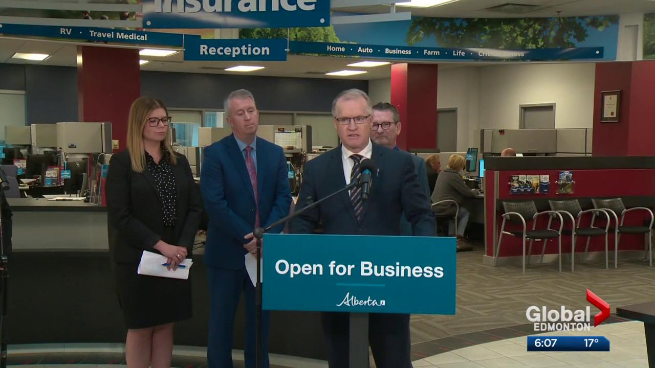Alberta auto insurance cards going digital