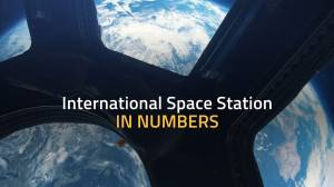 20 years of the International Space Station – in numbers
