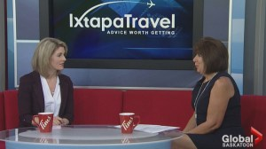 Travel Tips: West Jet, Air Transat and volcanos
