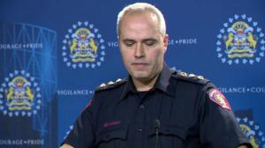 Calgary police say victims and suspects were known to each other