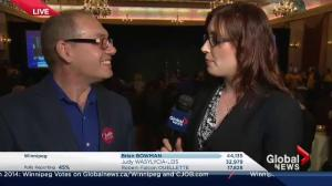 Winnipeg Votes: Judy Wasylycia-Leis campaign still optimistic despite Bowman pulling away
