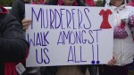 Protest held in Cape Breton to raise awareness about Indigenous woman's murder