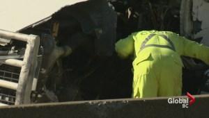 Coquihalla highway crash investigation