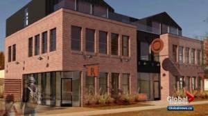 The Umphreville Block: new Edmonton development