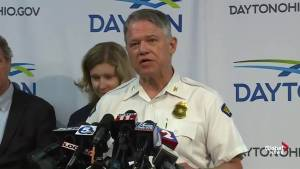 Dayton police responded quickly to active shooter: Chief Richard Biehl