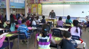 Another debate over school funding levels