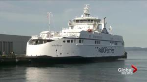 BC Ferries newest ships plagued with problems