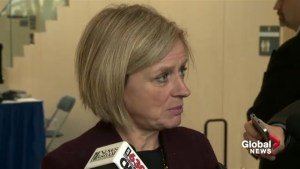 Alberta won't support Ottawa's climate change plans without a pipeline: Notley