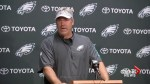 Philadelphia Eagles coach 'moving on' with team after White House visit rescinded
