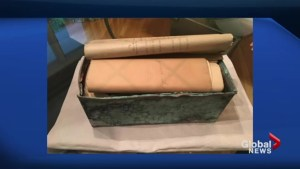 124-year-old time capsule unearthed in Massachusetts