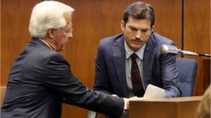 Ashton Kutcher testifies in court in murder case