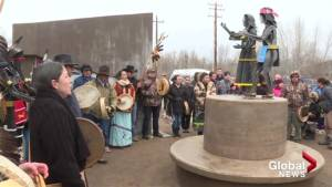 Monument to honour Okanagan survivors of Residential Schools
