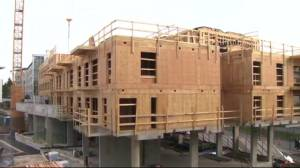 Canada leading the way in tall wood building construction