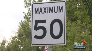 Is 50 km/h too fast for residential streets? Calgary city council debates