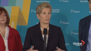 Out with the old, in with the new as Kathleen Wynne shuffles cabinet