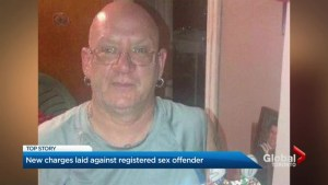 New charges laid against Toronto registered sex offender